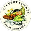Calvert County Established 1654
